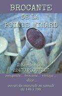 Brocante de la Pointe Minard
